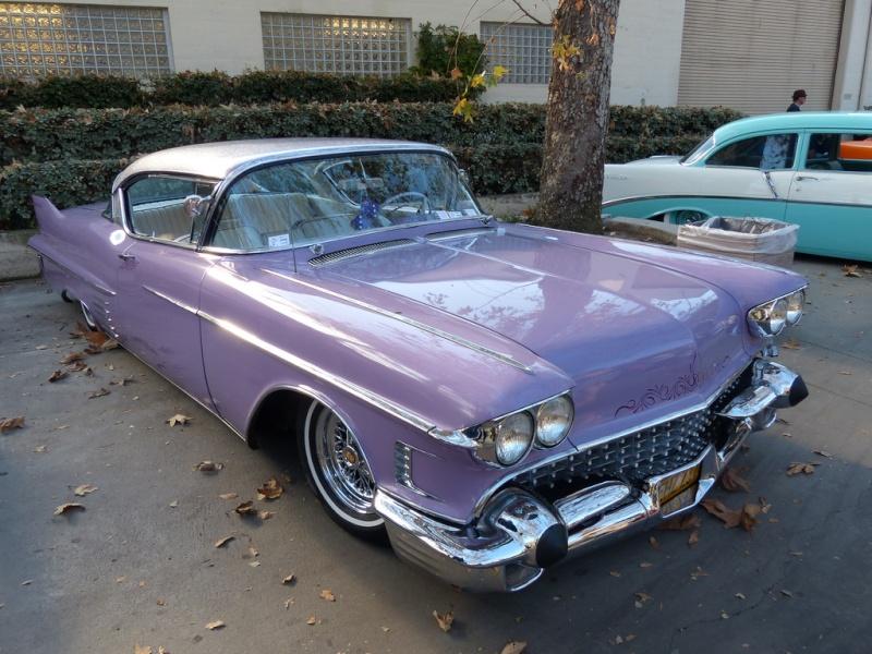 Cadillac 1957 & 1958  custom & mild custom - Page 2 13016311