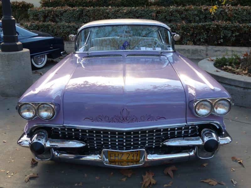 Cadillac 1957 & 1958  custom & mild custom - Page 2 13016312