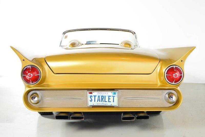 1955, '56 and '57 T-Bird custom & mild custom 1313