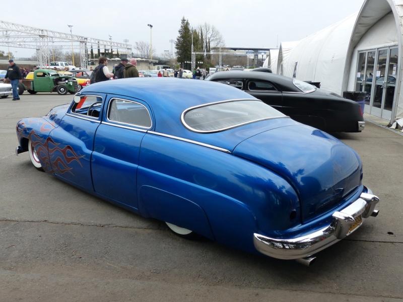 1950 Mercury - Chuck Teixeira 13398210