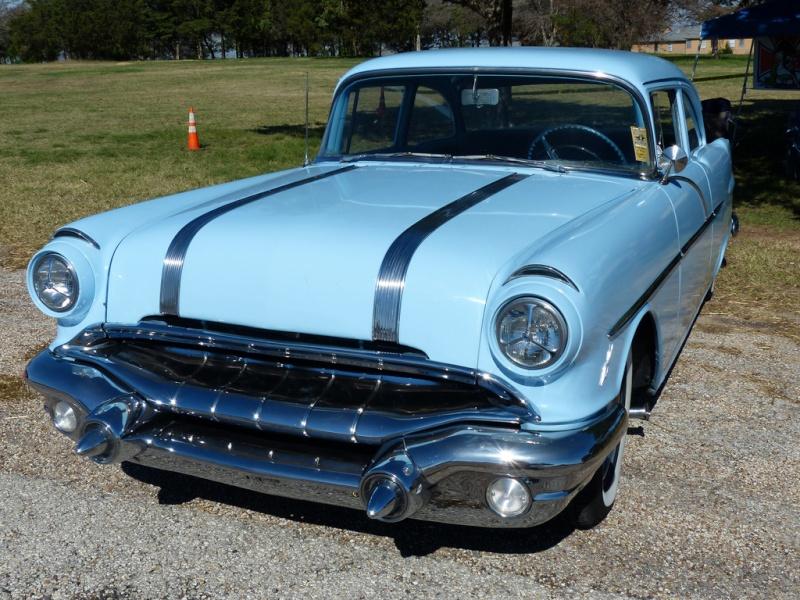 Pontiac 1955 - 1958 custom & mild custom 134