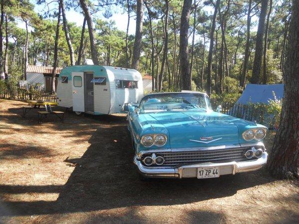 Koolkruiser , caravane henon, chevrolet 1958 13555111