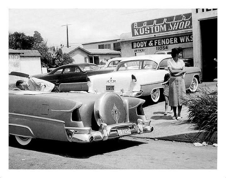 Chevy 1955 custom & mild custom 13747310