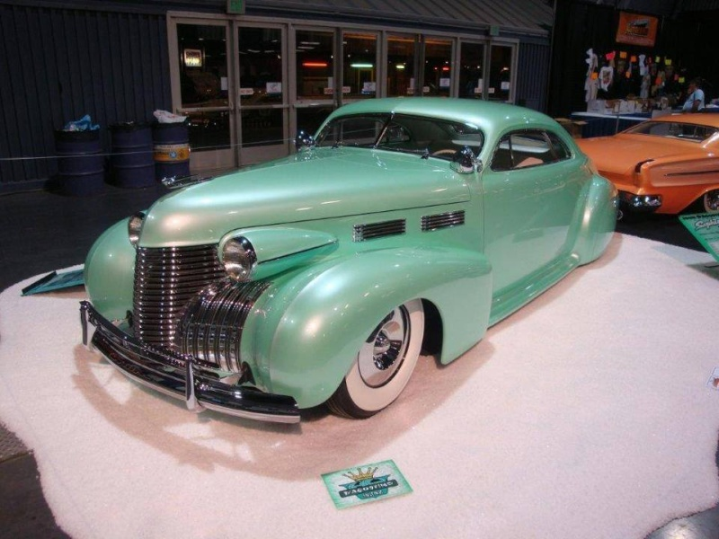 Cadillac 1938 - 1940 custom and mild custom 13751510
