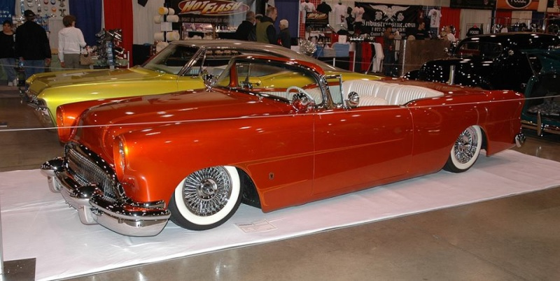 1954 Buick - Brent Rothweilers 13802010
