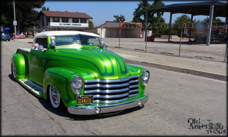 Chevy Pick up 1947 - 1954 custom & mild custom - Page 3 13824110