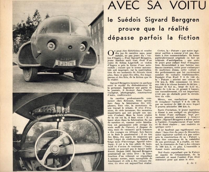 Future car 1951 - Sigvard Berggren 13911810