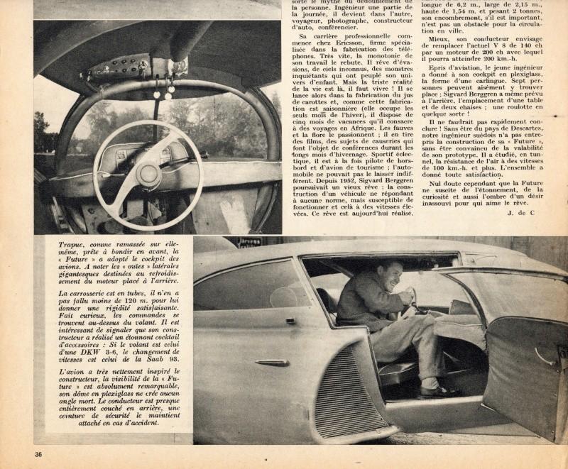 Future car 1951 - Sigvard Berggren 13911910