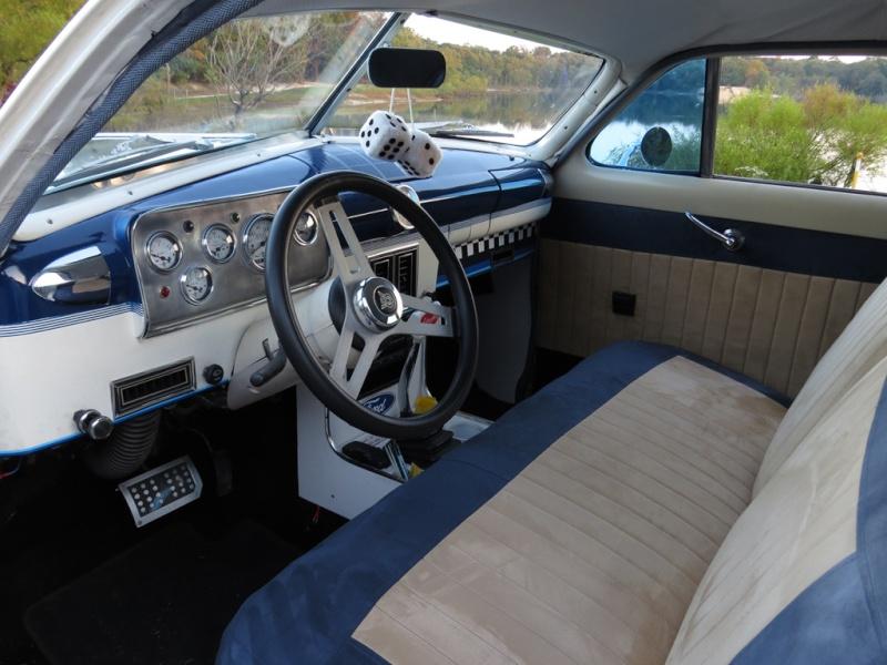 Ford 1949 - 50 - 51 (shoebox) custom & mild custom galerie - Page 5 1410