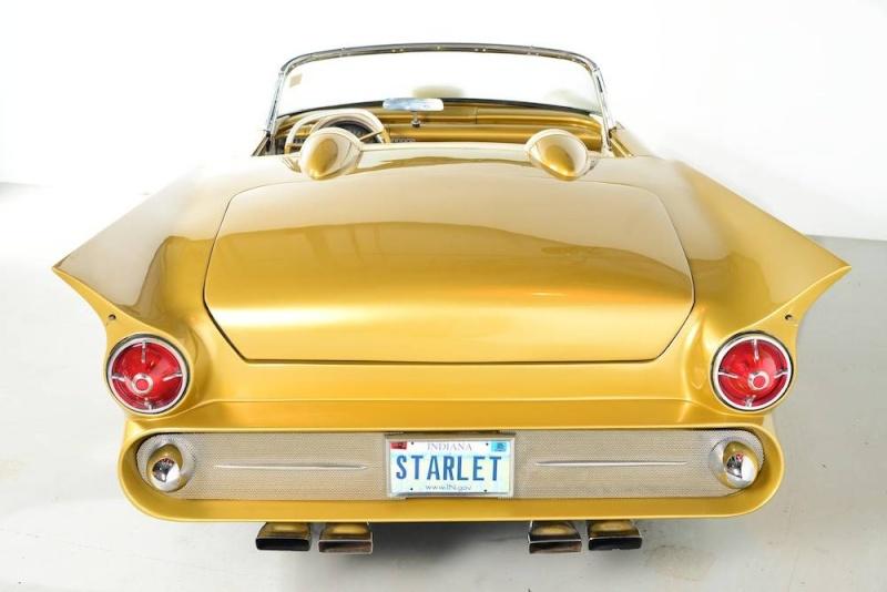 1955, '56 and '57 T-Bird custom & mild custom 1413