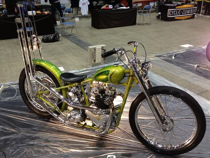 Bobbers & Bobbers choppers 14412310