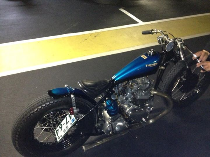 Bobbers & Bobbers choppers 14502410