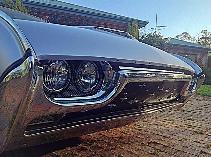 Ford Thunderbird 1961 - 1963 custom & mild custom - Page 2 14533510