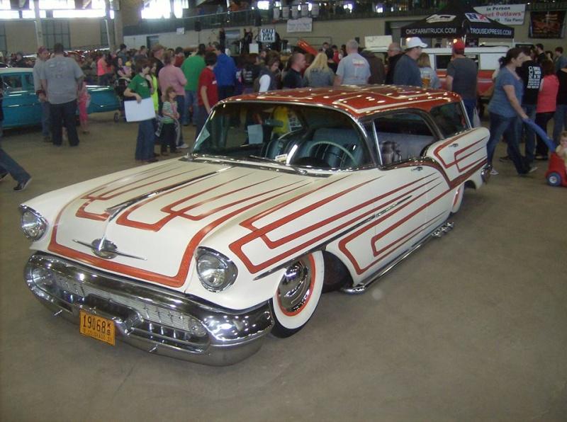 Oldsmobile 1955 - 1956 - 1957 custom & mild custom - Page 2 14596811
