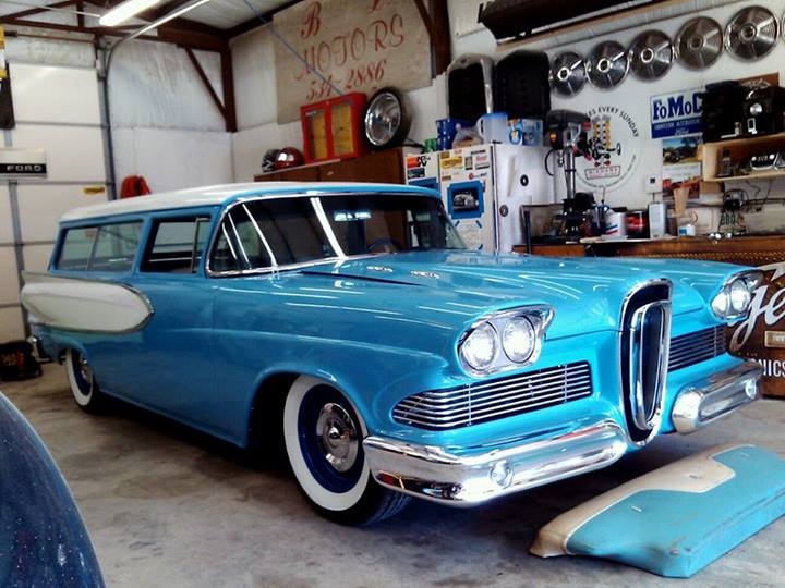 Edsel custom & mild custom 14618910