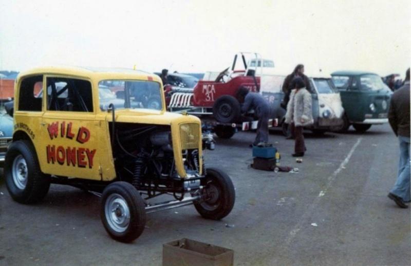 Corgi Dragster - 1/43 scale - Drag Racing 1464f710