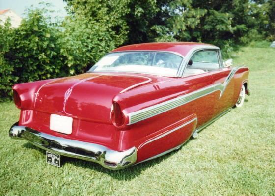 Ford 1955 - 1956 custom & mild custom - Page 2 14653710