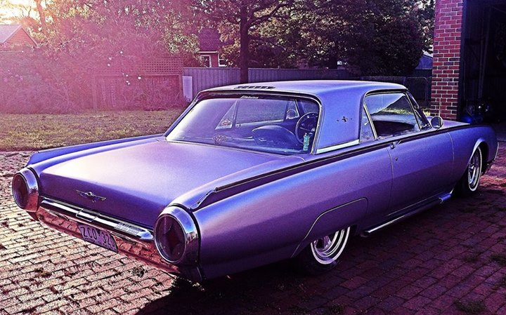 Ford Thunderbird 1961 - 1963 custom & mild custom - Page 2 14698410