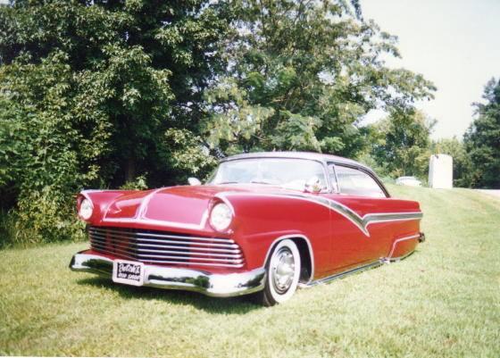 Ford 1955 - 1956 custom & mild custom - Page 2 14728910
