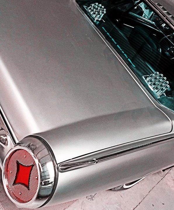 Ford Thunderbird 1961 - 1963 custom & mild custom - Page 2 14760610