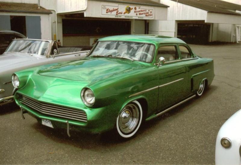 Lincoln  1952 - 1955 custom & mild custom 14822010