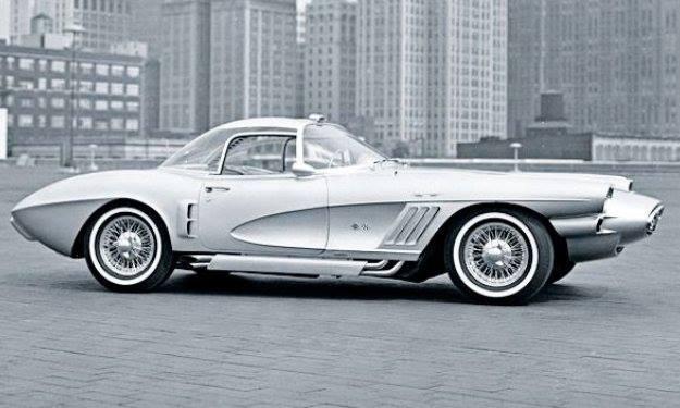 1958 Chevrolet Corvette XP-700 14849_10