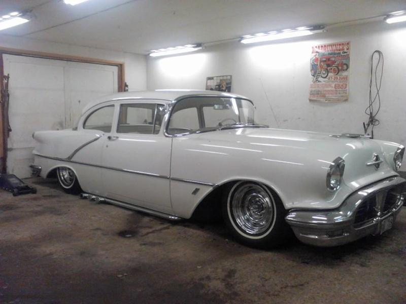 Oldsmobile 1955 - 1956 - 1957 custom & mild custom - Page 2 14868610