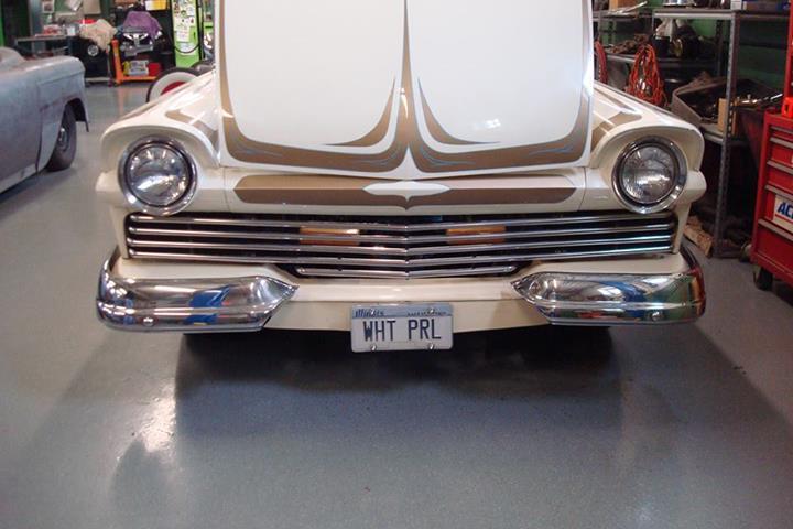 Ford 1957 & 1958 custom & mild custom  - Page 2 14886710