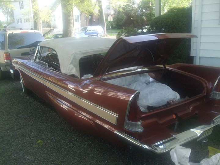 Plymouth  1957 - 1958 custom & mild custom 15050310