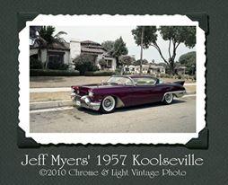 Cadillac 1957 & 1958  custom & mild custom 15051910