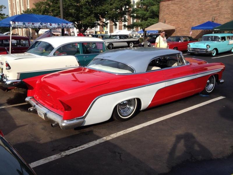 Chrysler & DeSoto 1955 - 1956 custom & mild custom 15068110