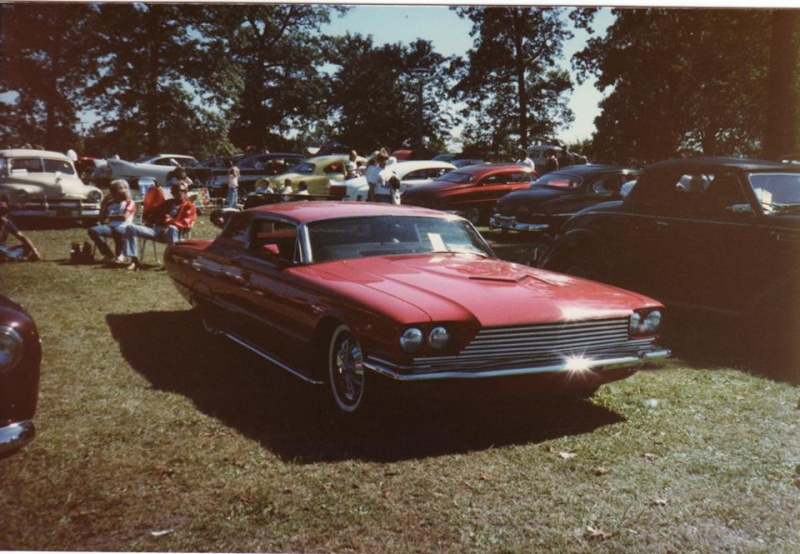 Ford Thunderbird 1964- 1966 custom & mild custom 15069610