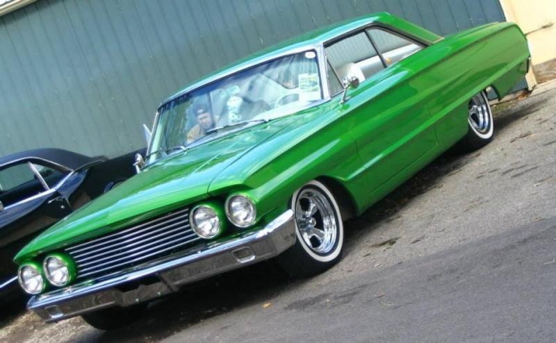 Ford 1961 - 1964 custom and mild custom 15112410