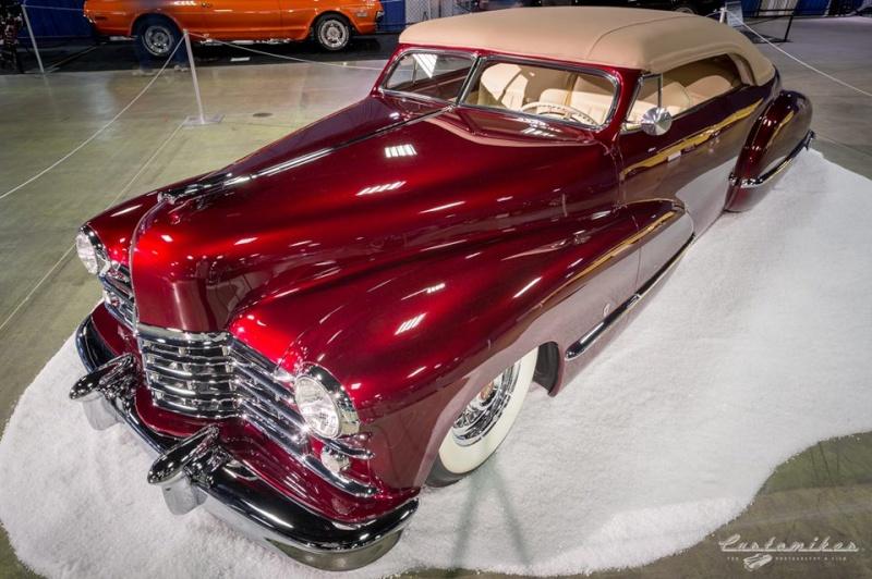 Cadillac 1941 - 47 custom & mild custom 15128011