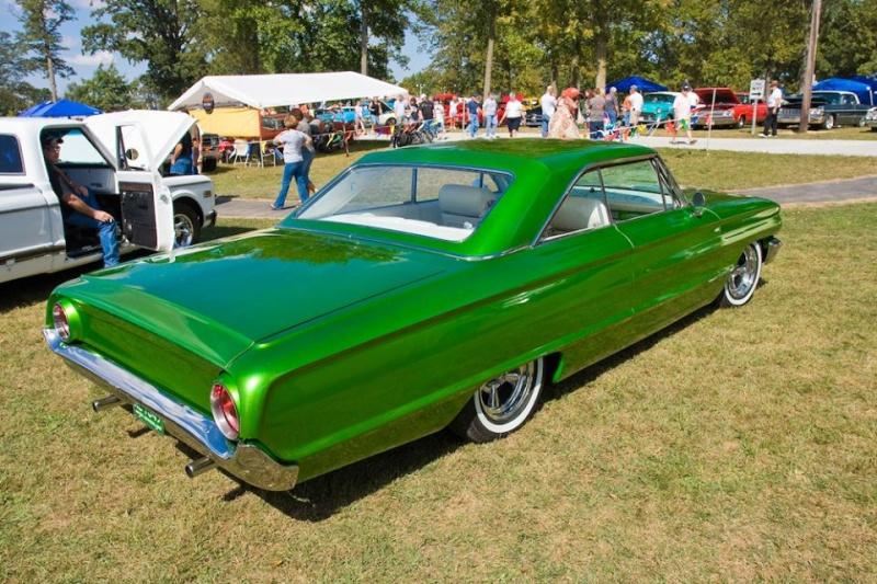 Ford 1961 - 1964 custom and mild custom 15131710