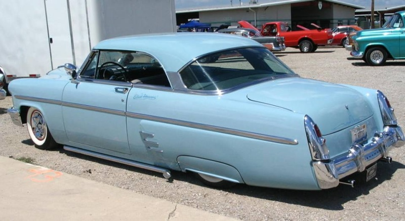 Mercury 1952 - 54 custom & mild custom - Page 2 15133010