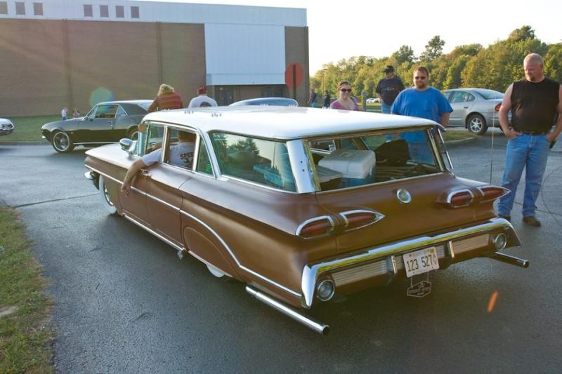 Pontiac 1959 - 62 custom & mild custom 15176710