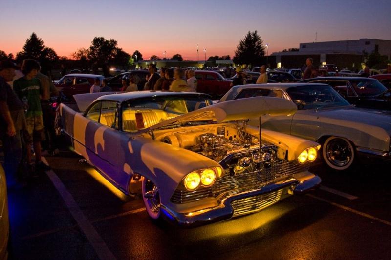 Plymouth  1957 - 1958 custom & mild custom 15212110