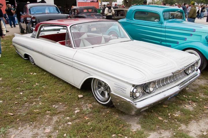 Mercury 1961 - 1964 custom & mild custom 15216710