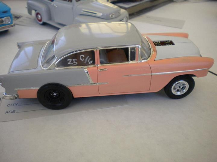 Vintage model kit restaurés, ou kit monté top trouvé sur le web 15218310