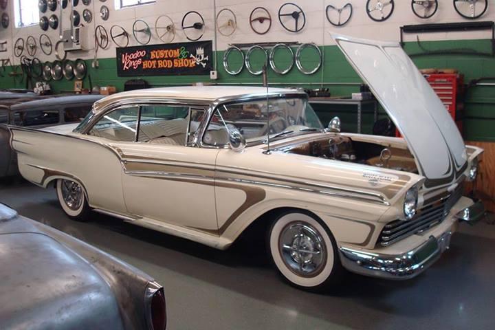 Ford 1957 & 1958 custom & mild custom  - Page 2 15221410