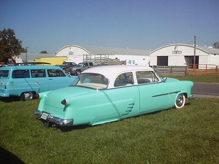 Ford 1952 - 1954 custom & mild custom - Page 3 15249610