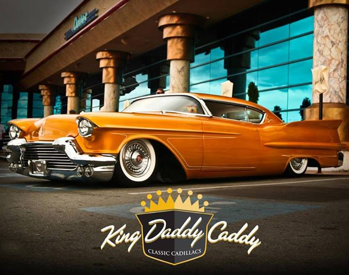 Cadillac 1957 & 1958  custom & mild custom 15256010