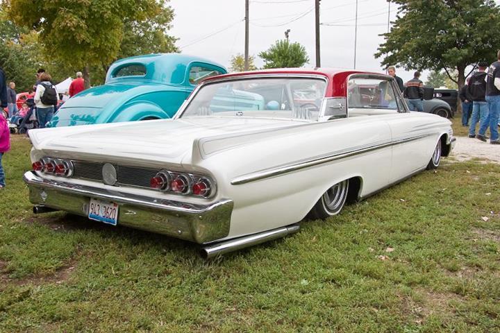 Mercury 1961 - 1964 custom & mild custom 15261610