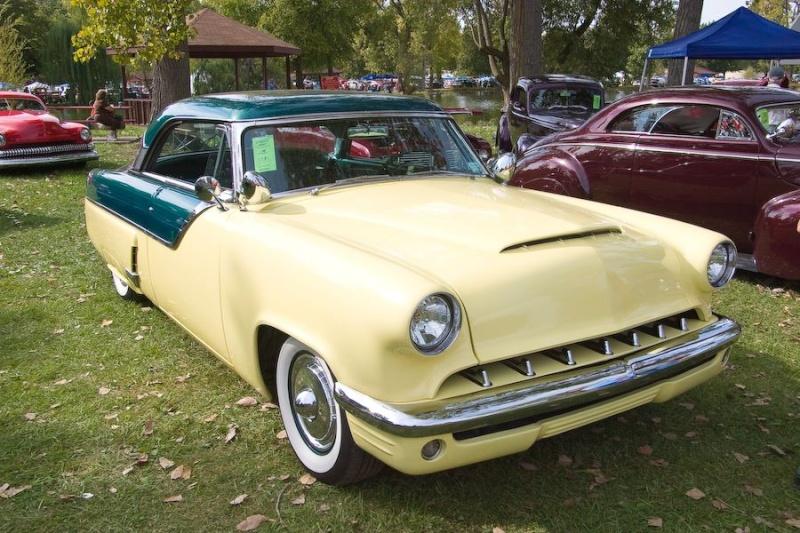 Mercury 1952 - 54 custom & mild custom - Page 2 15269110