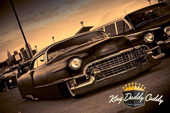 Cadillac 1954 -  1956 custom & mild custom - Page 2 15286310