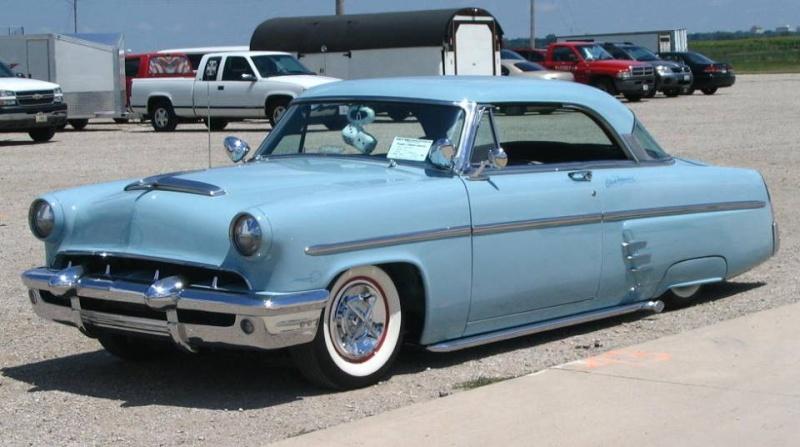 Mercury 1952 - 54 custom & mild custom - Page 2 15286610