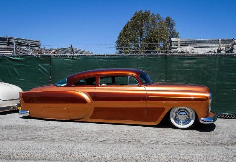 Chevy 1953 - 1954 custom & mild custom galerie - Page 6 15316910