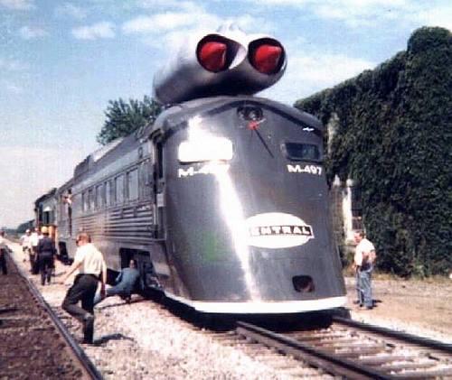 Locomotives et trains vintages 15337110