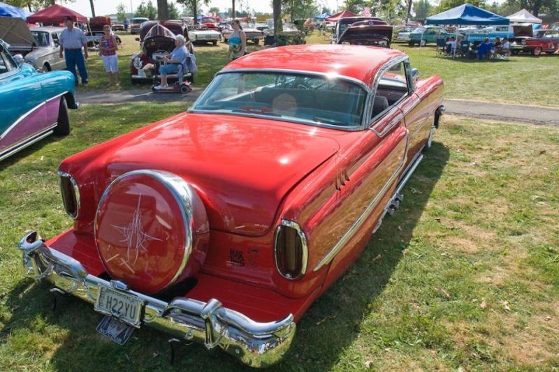 Mercury 1955 - 1956 Custom & mild custom 15387910